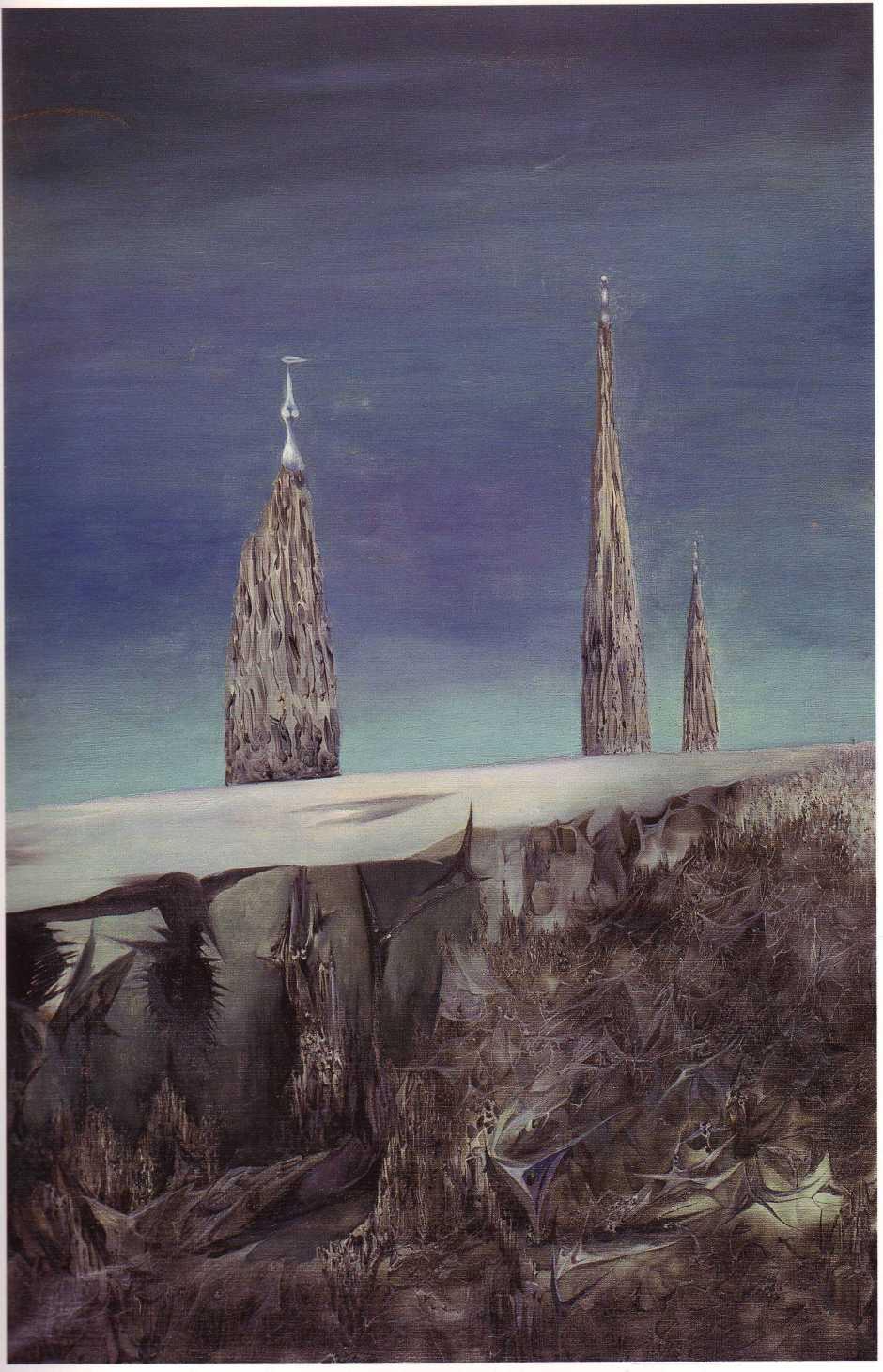 Wolfgang Paalen, Fata Alaska, 1937