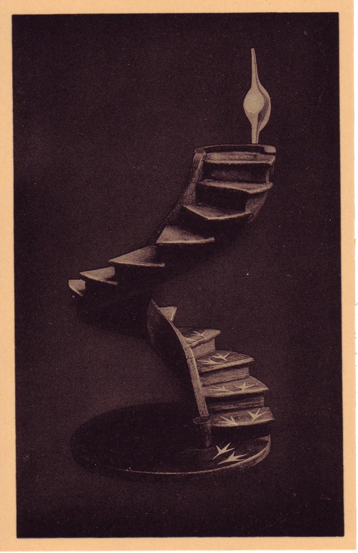 Wolfgang Paalen, L´echelle du desir 1939