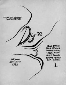 Frontispiz DYN No 1, 1942